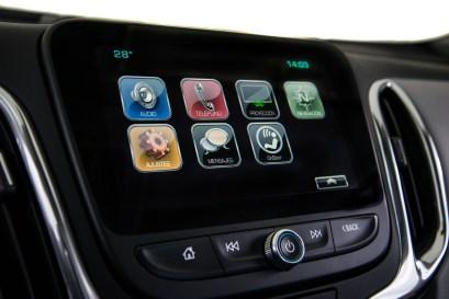 Chevrolet Equinox Foto interior 4