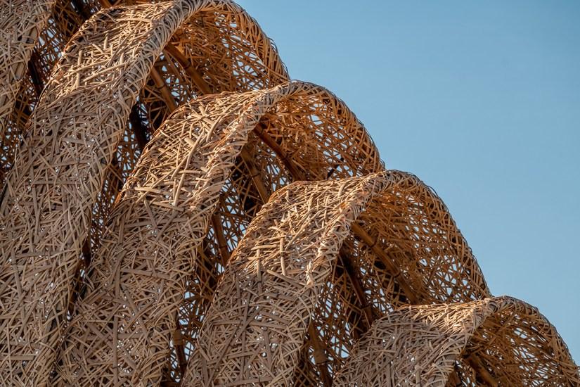 Bamboo Pavilion. Foto: SHIH-HONG, YANG