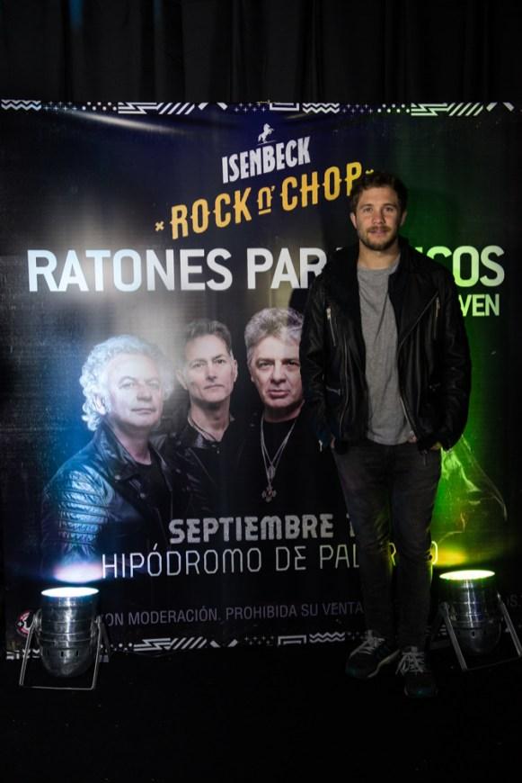 Nico Riera en el Rock N' Chop - Ratones Paranoicos - Créditos Catriel Remedi (2)