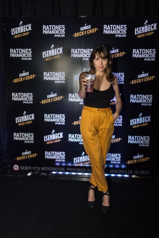 Rosario Ortega en el Rock N' Chop - Ratones Paranoicos - Créditos Catriel Remedi (1)