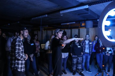 Workshop LG Mikeila Borgia