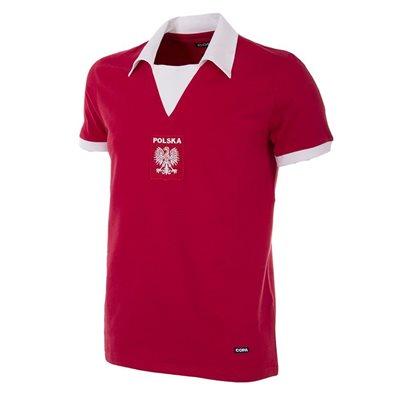 Polen Retro Voetbalshirt 1970's