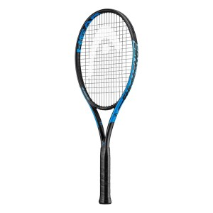 Head Challenge MP tennisracket senior zwart/blauw