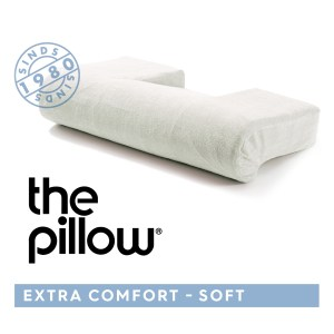 The Pillow Extra Comfort soft met sloop