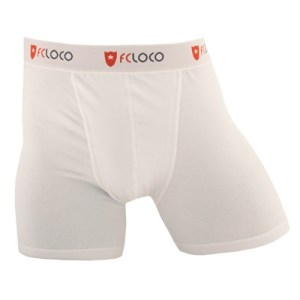 FCLOCO - Basic White FCLOCO boxershort