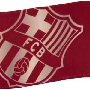 FC Barcelona vlag 150 x 100 cm rood/wit