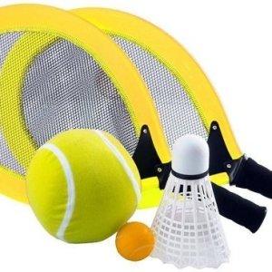 Angel Sports Racketset geel