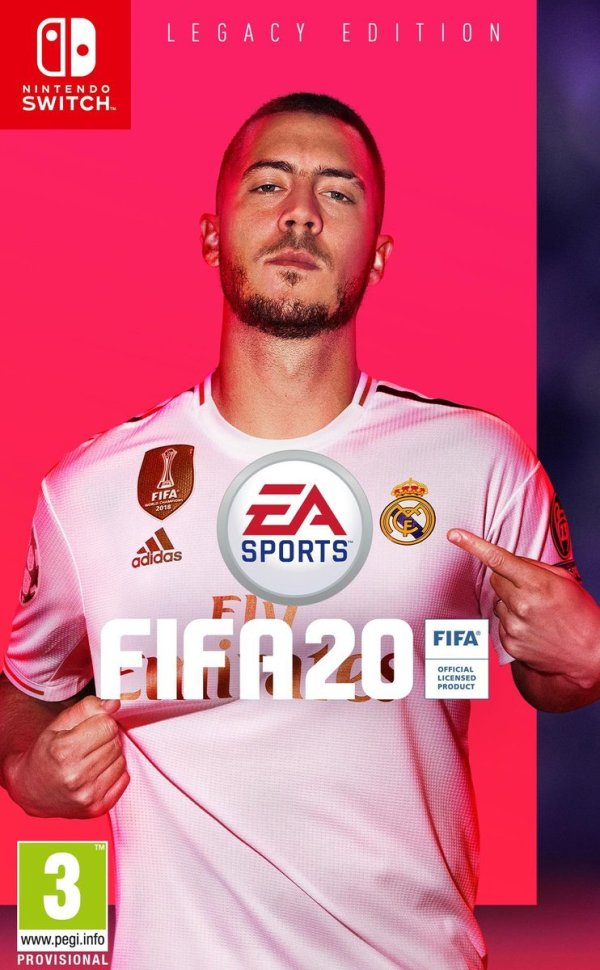 FIFA 20 Legacy Edition Nintendo - Switch