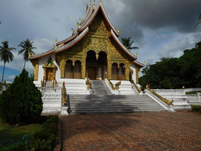 The Pha Bang is housed in this temple.