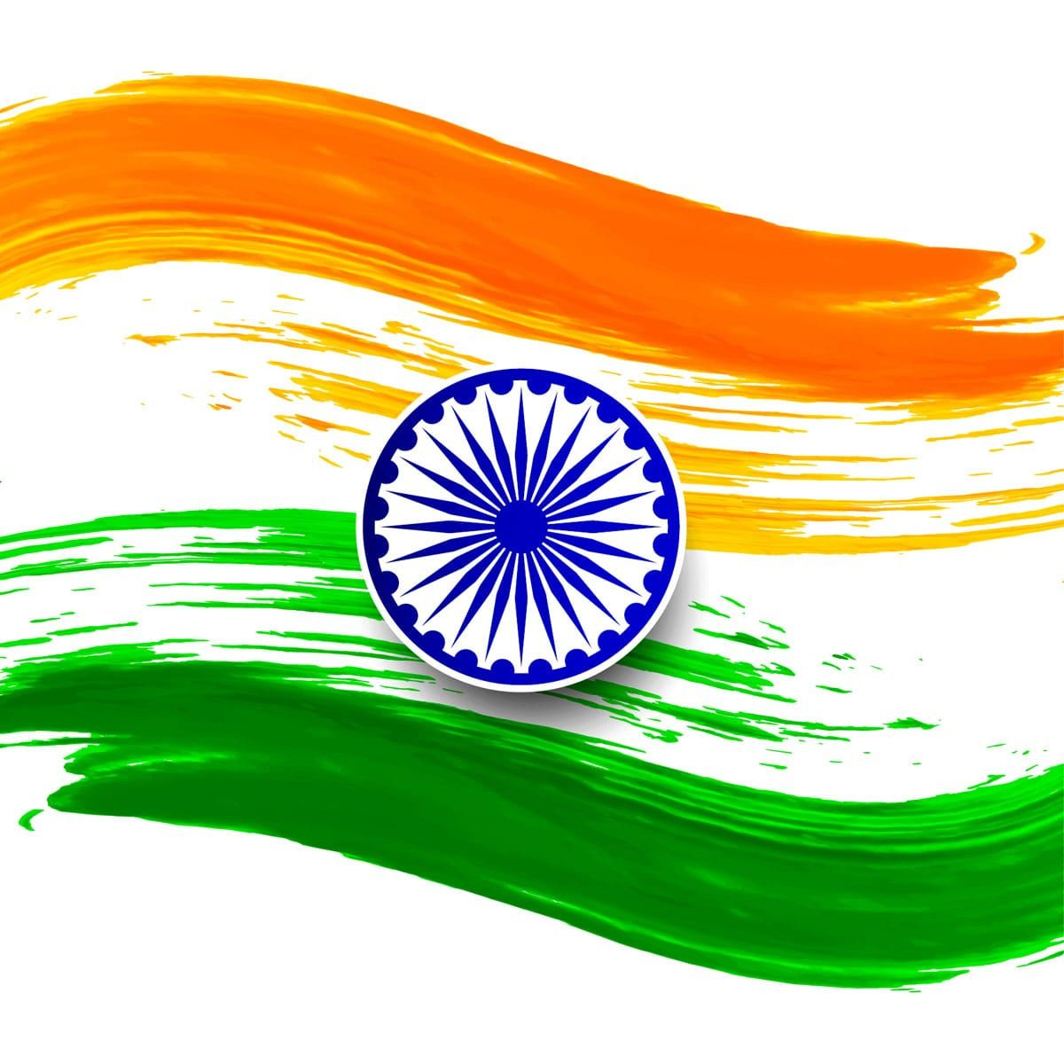 Tiranga flies on the breath of the Indian armed forces