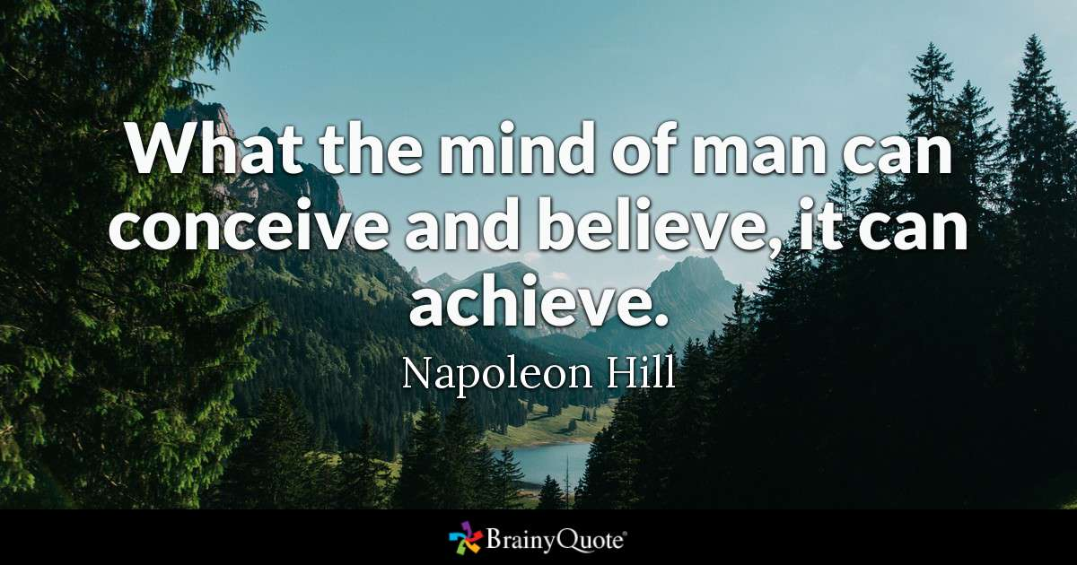 Mind Napoleon Hill