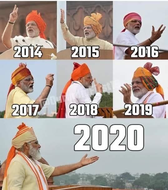 Mr. Modi pagdis