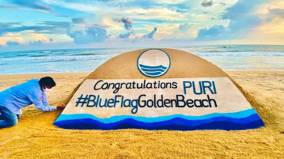 Blue Flag - Odisha Beach