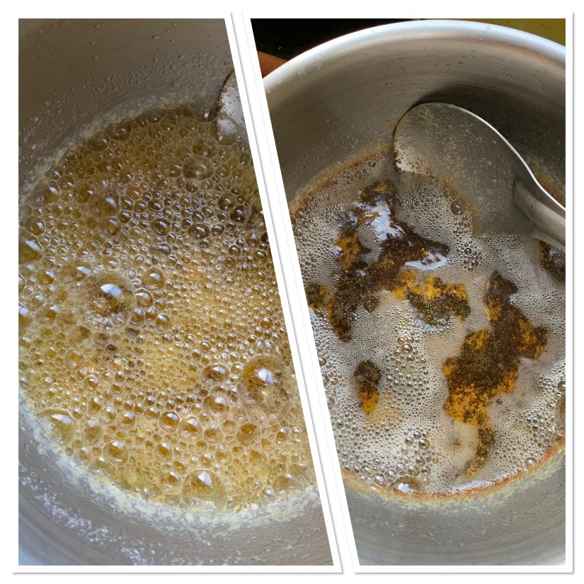 Burnt Butter Sauce