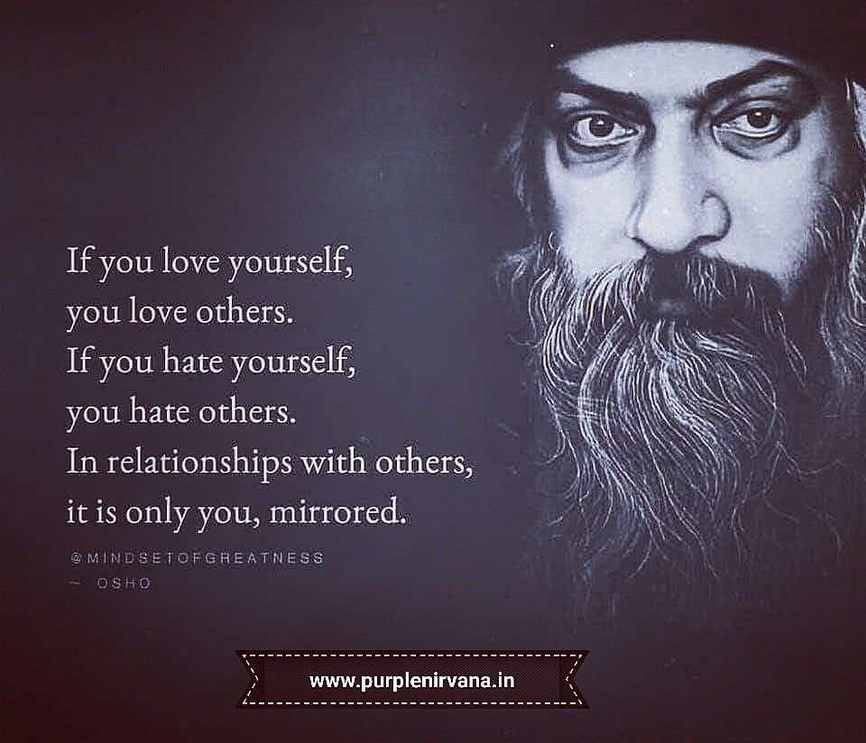 Projection Osho
