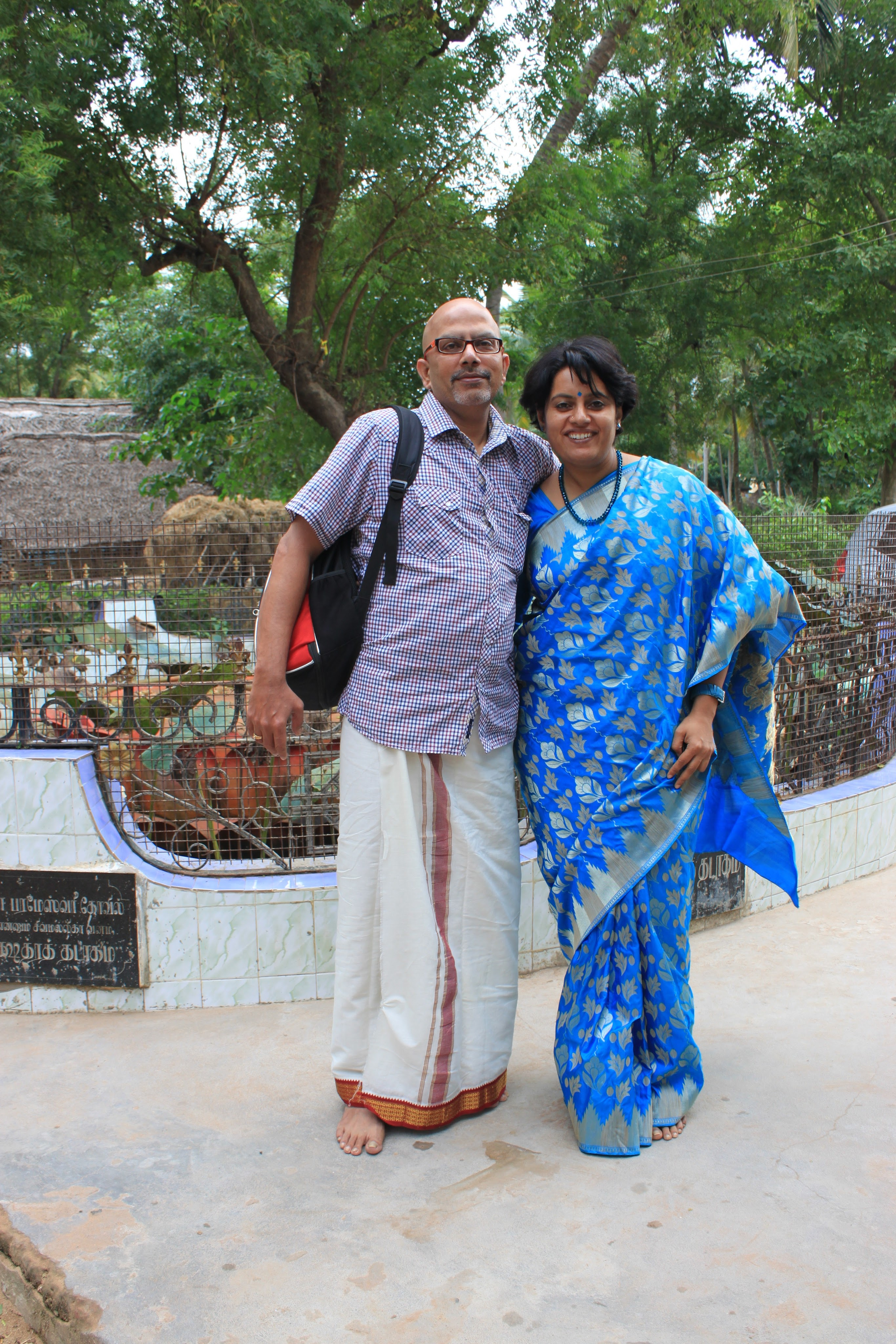 Banarasi Saree - Blue