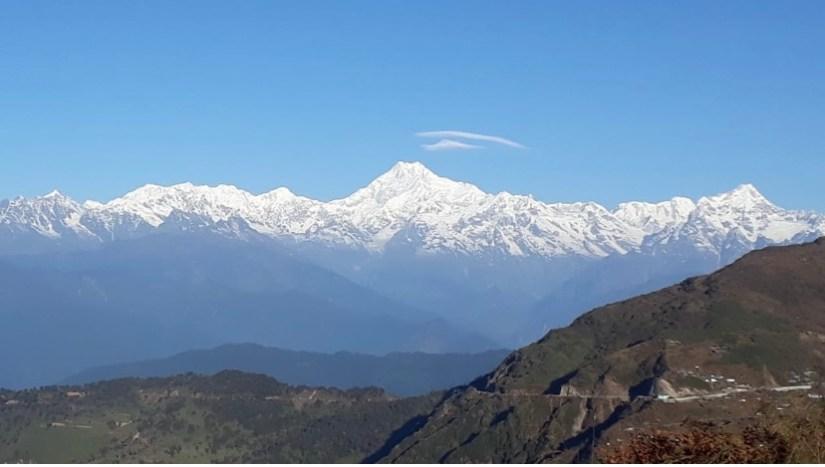 Kanchenjunga Beautiful