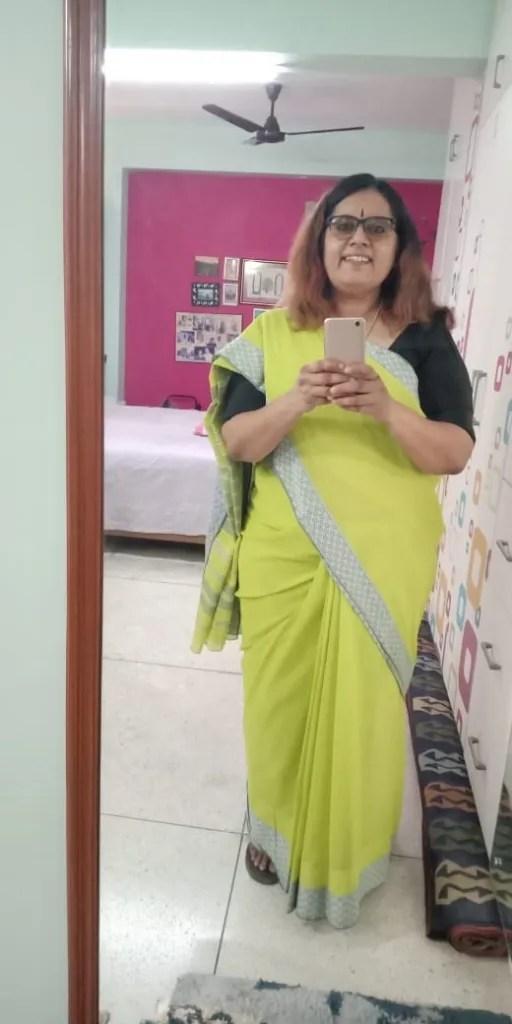 Begumpuri - Parrot Green