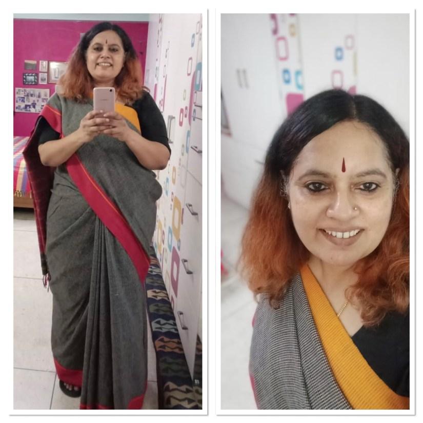 Shanivar - Patteda Anchu Saree