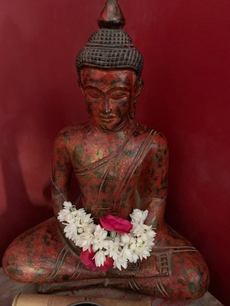 Buddha - jasmine