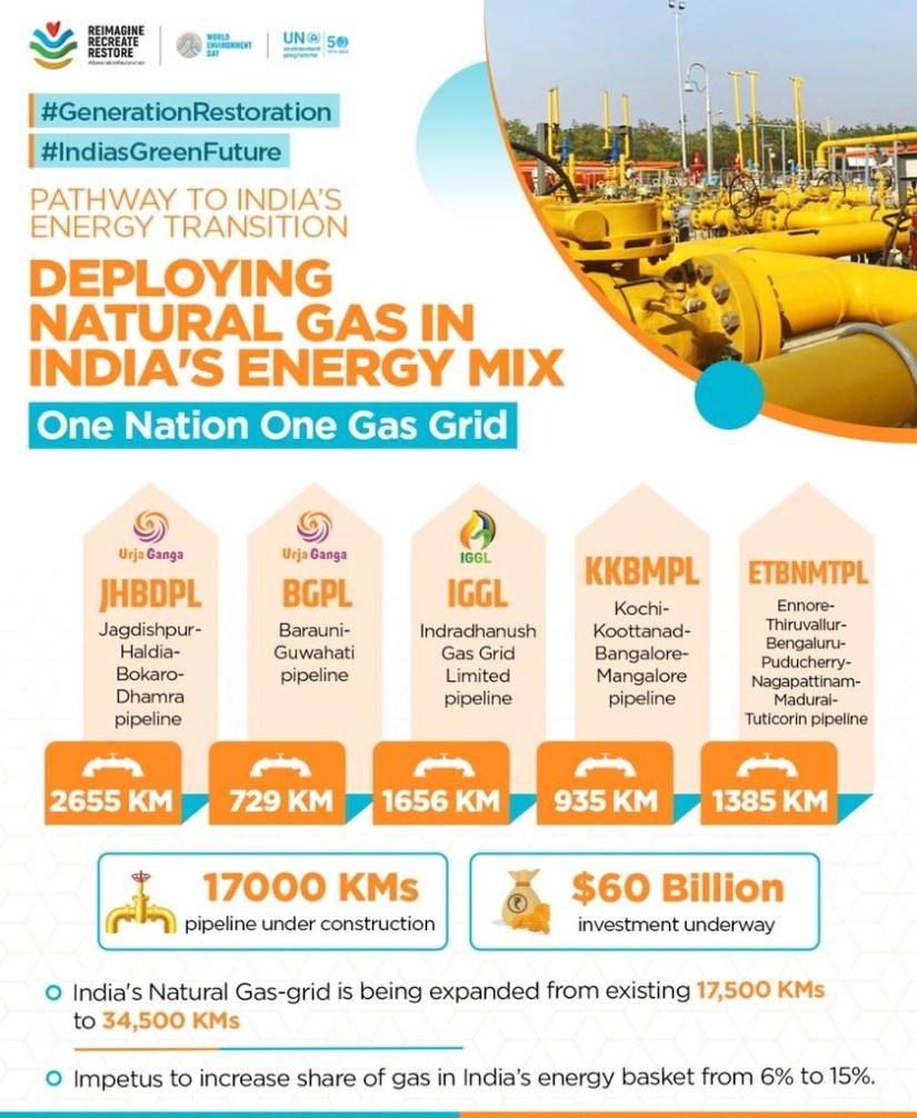 Natural gas - 2021