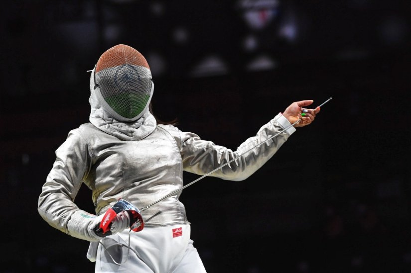 Fencing - Olympics
