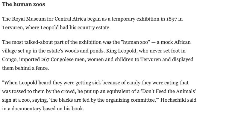 Trafficking Zoo
