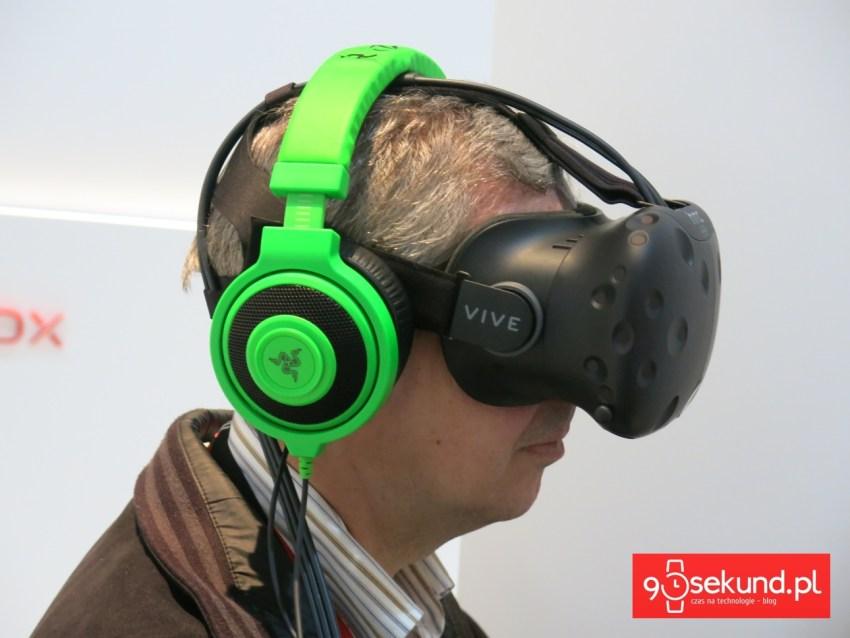 HTC Vive - 90sekund.pl