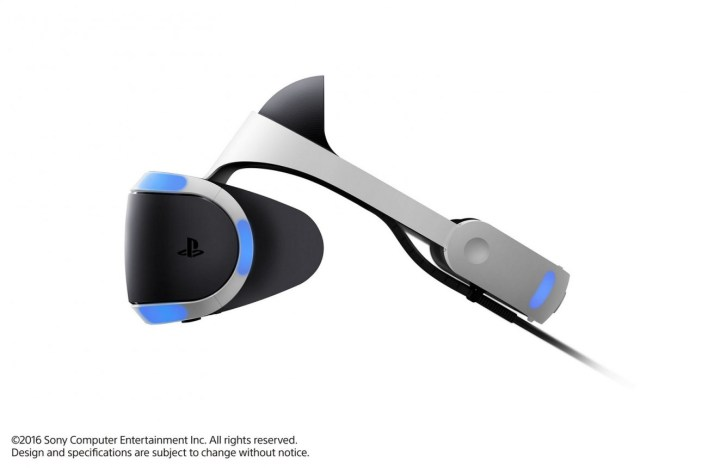 PlayStation VR - mat. pras Sony