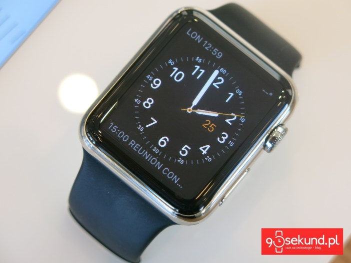 Apple Watch - 90sekund.pl