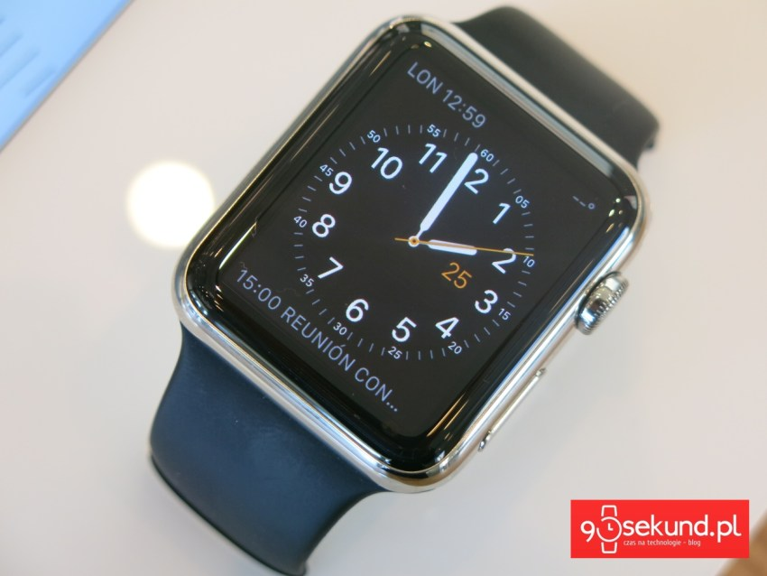 Apple Watch - 90sekund.pl