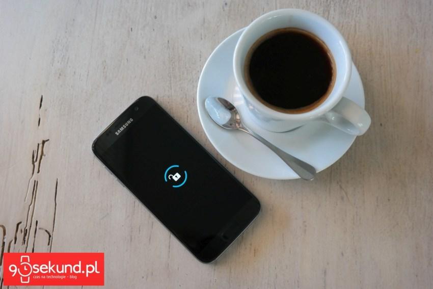 Samsung Galaxy S7 zaszyfrowany - 90sekund.pl