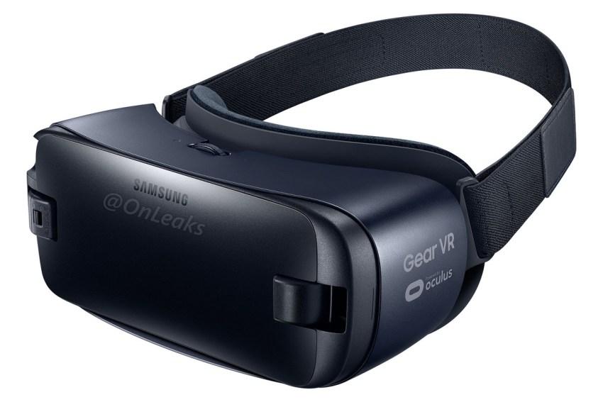 Tak najprawdopodobniej prezentują się nowe gogle Gear VR