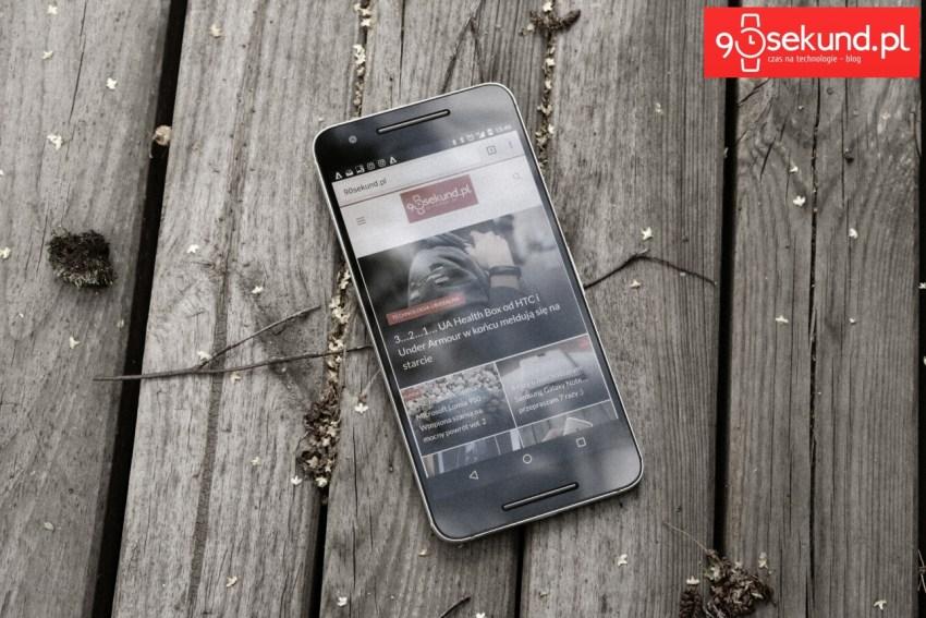 Huawei Nexus 6P - recenzja 90sekund.pl