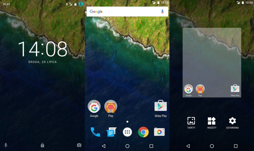 Huawei Nexus 6 - tak wygląda system Android w swojej najczystszej postaci - recenzja 90sekund.pl