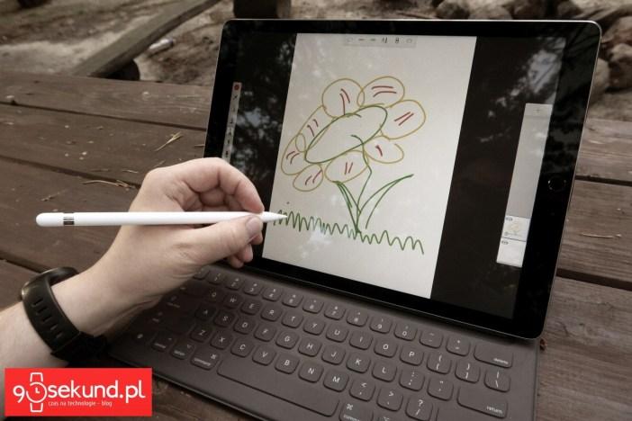 Rysik Apple Pencil do Apple iPad Pro 12,9 (2015) - 90sekund.pl