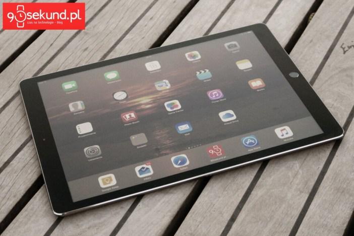Apple iPad Pro 12,9 (2015) i klawiatura Smart Keyboard - recenzja 90sekund.pl