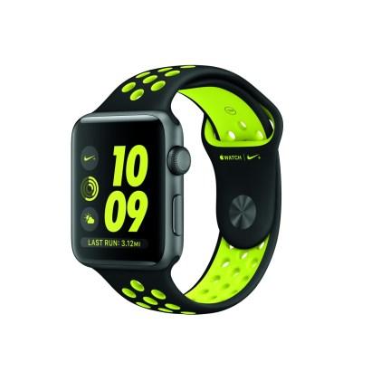 Apple Watch series 2 Nike Plus Edition - fot. mat. pras.