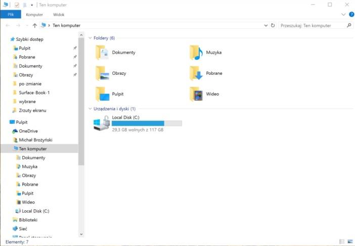Pewne standardy znane z wcześniejszych wersji Windows nadal drążą Dziesiątkę... - 90sekund.pl