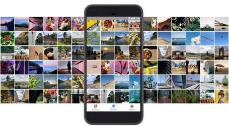 Google rozdaje również karty w fotografii. Oto aparat(y) w Pixelach!