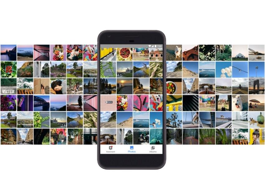 Google Pixel i możliwość wysyłania do Chmury Google zdjęć w oryginalnym rozmiarze za free - fot. mat. pras.