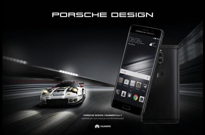 Huawei Porsche Design Mate 9 - fot. mat. pras.