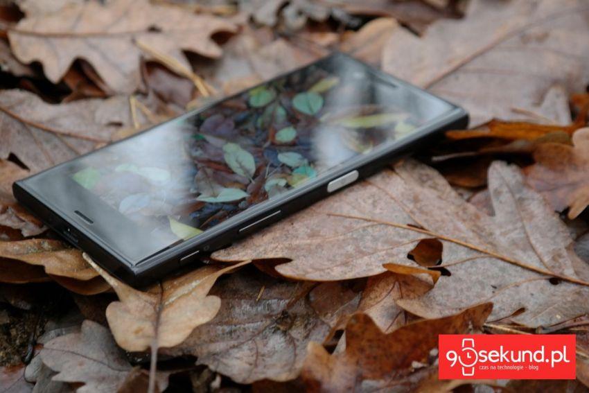 Sony Xperia XZ (F8331) - recenzja 90sekund.pl