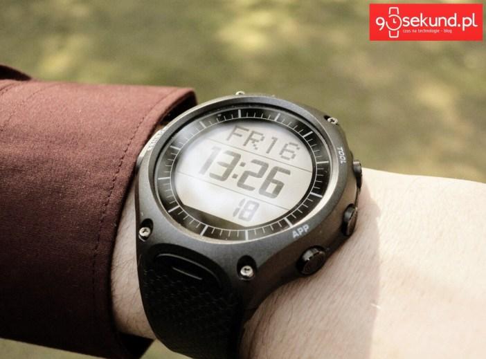 Recenzja Casio Smart Outdoor Watch WSD-F10 - 90sekund.pl