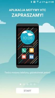 Zaawansowana personalizacja HTC 10 evo - 90sekund.pl