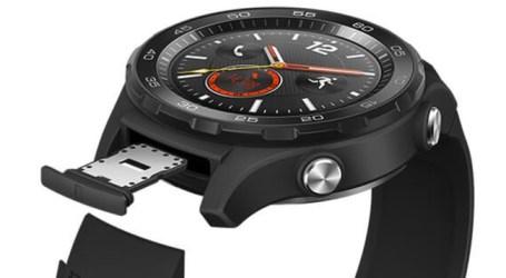Huawei Watch 2 – czas na sportowy smart zegarek z Androidem Wear 2.0!