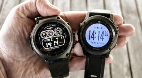 Pojedynek tytanów! Garmin Fenix 3 Sapphire HR vs Casio Smart Outdoor Watch WSD-F10 – z którym lepiej na trening i w góry?