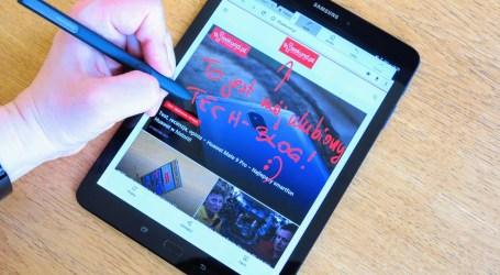 Test, recenzja, opinia – Samsung Galaxy Tab S3 WiFi (SM-T820) – postęp tak nie wygląda. Niestety.