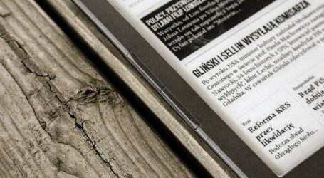 Test, recenzja, opinia – Arta Tech InkBook Classic 2 – zaskakująco udany polski czytnik ebooków