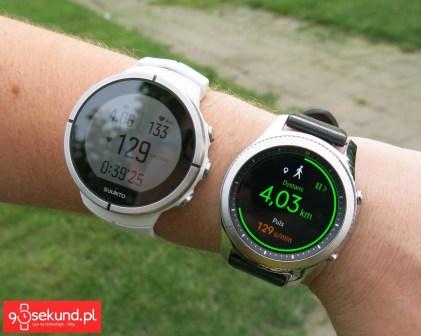 Recenzja Samsung Gear S3 Classic (SM-R770) i Suunto Spartan Ultra - 90sekund.pl